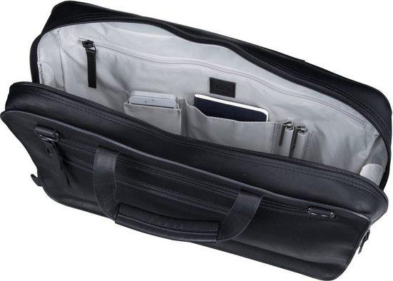 Jost Notebooktasche / Tablet Futura 8641 Kurzgrifftasche 1 Fach