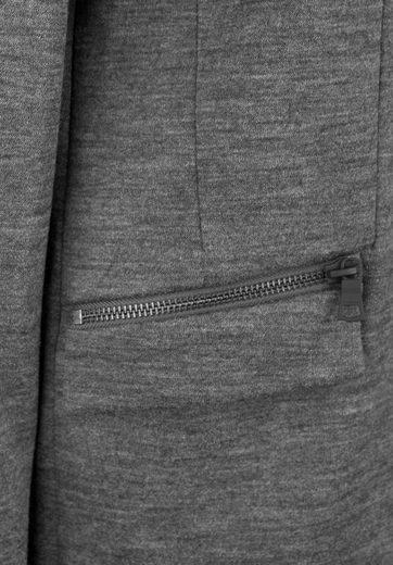 Blouse Dhiver Blouse N ° 8, Patte De Boutonnage Dissimulée, Bouton Corne Haut Visible