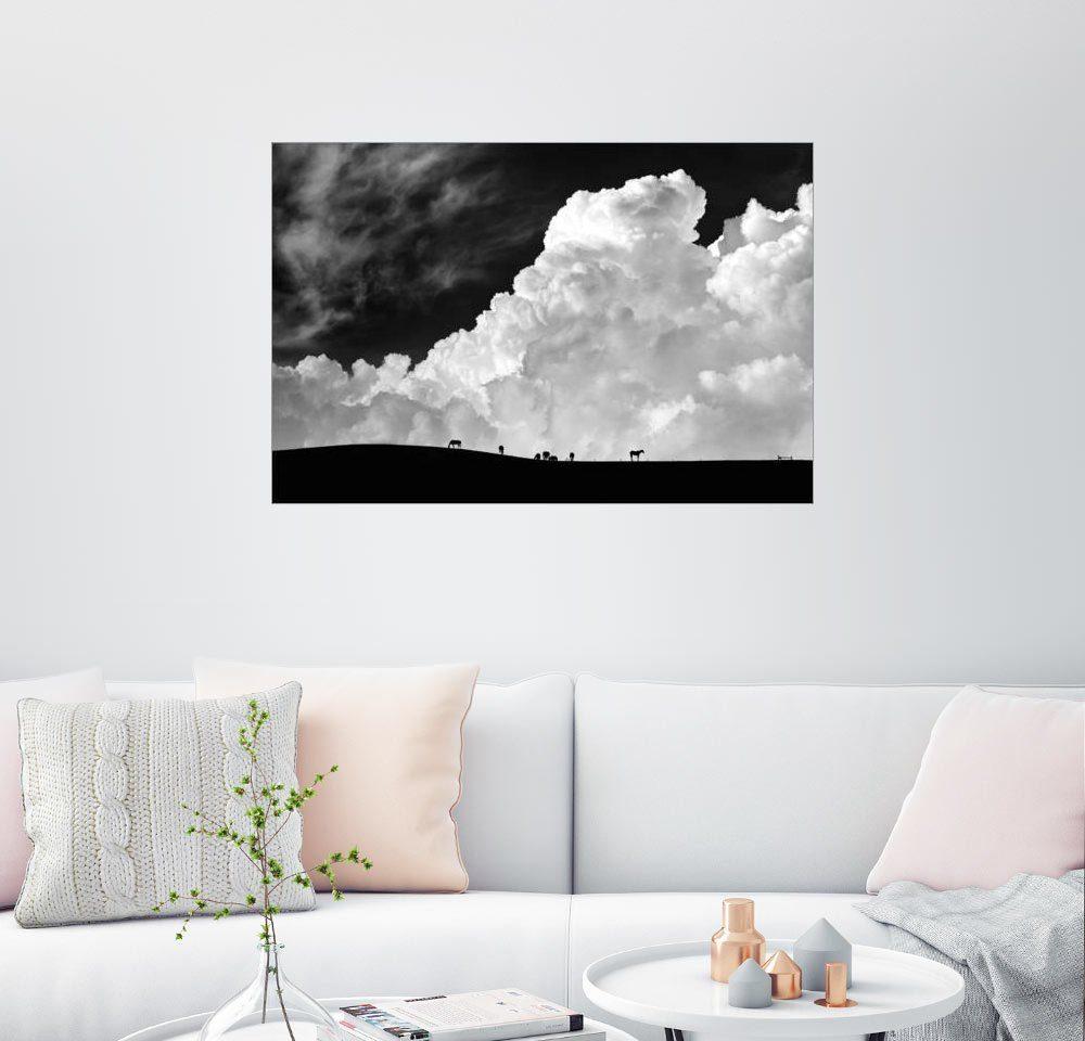 Posterlounge Wandbild - Gloria Salgado Gispert »Die Ruhe vor dem Sturm«