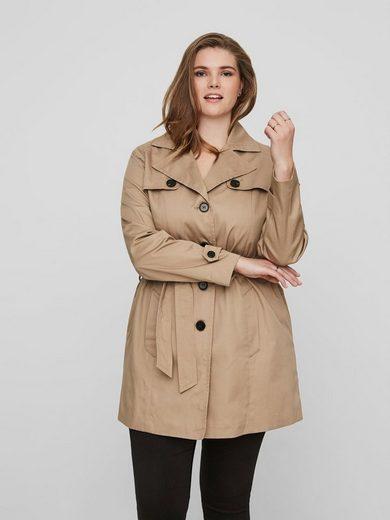 JUNAROSE Langärmeliger Mantel