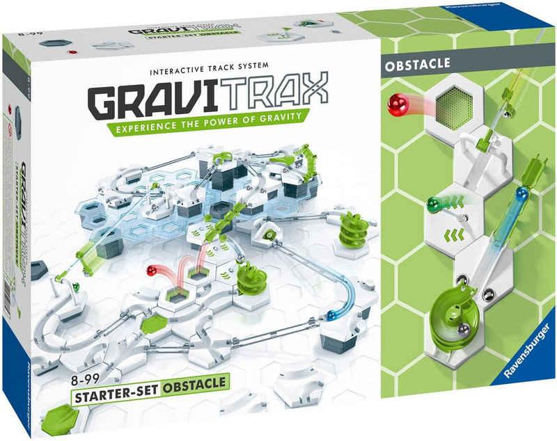 Ravensburger Kugelbahn-Bausatz »GraviTrax® Starter-Set Obstacle«, Made in Europe, FSC® - schützt Wald - weltweit