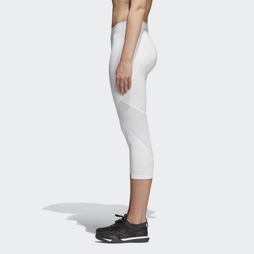 adidas Performance Leggings Alphaskin Sport 3/4 Tight