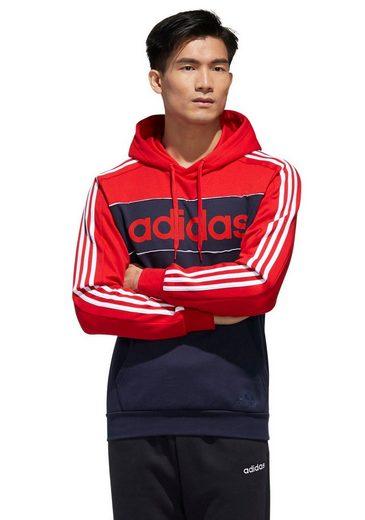 adidas Performance Kapuzensweatshirt »ESSENTIAL CLUB HOOD SWEAT«