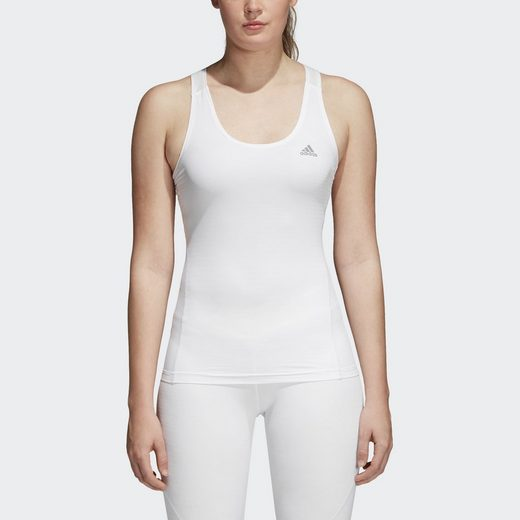 Adidas Performance Soccer Jersey Alphaskin Tech Tanktop