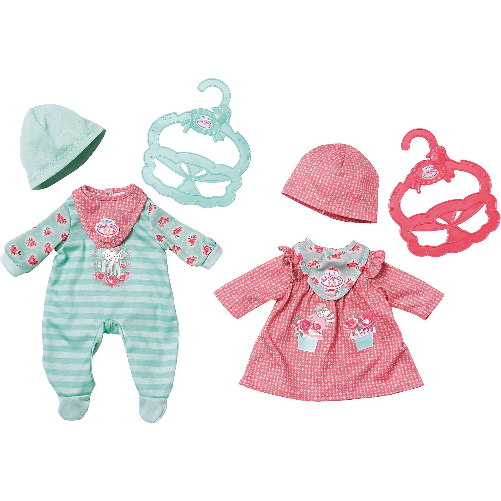 Zapf Creation® My First Baby Annabell® Kuschel Outfit