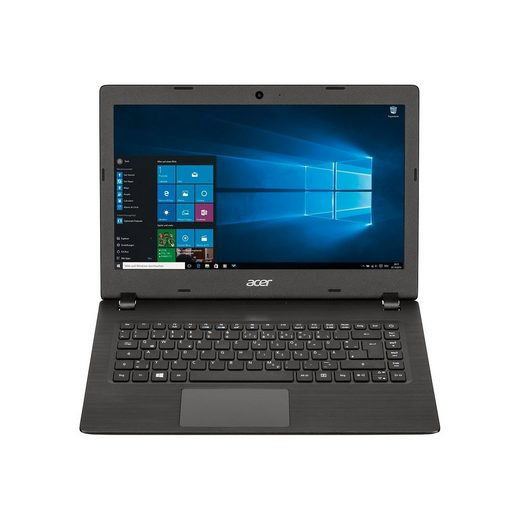 Acer Notebook Aspire 35,5cm (14 Zoll) 4GB 64GB Win 10