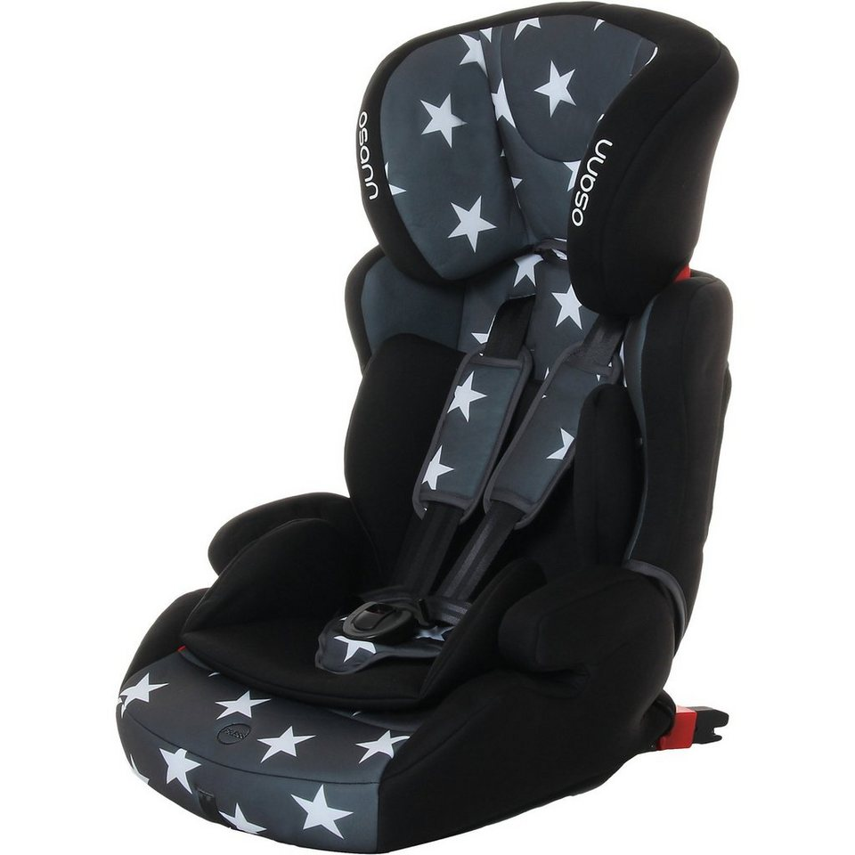 osann auto kindersitz lupo isofix stars exklusiv design. Black Bedroom Furniture Sets. Home Design Ideas
