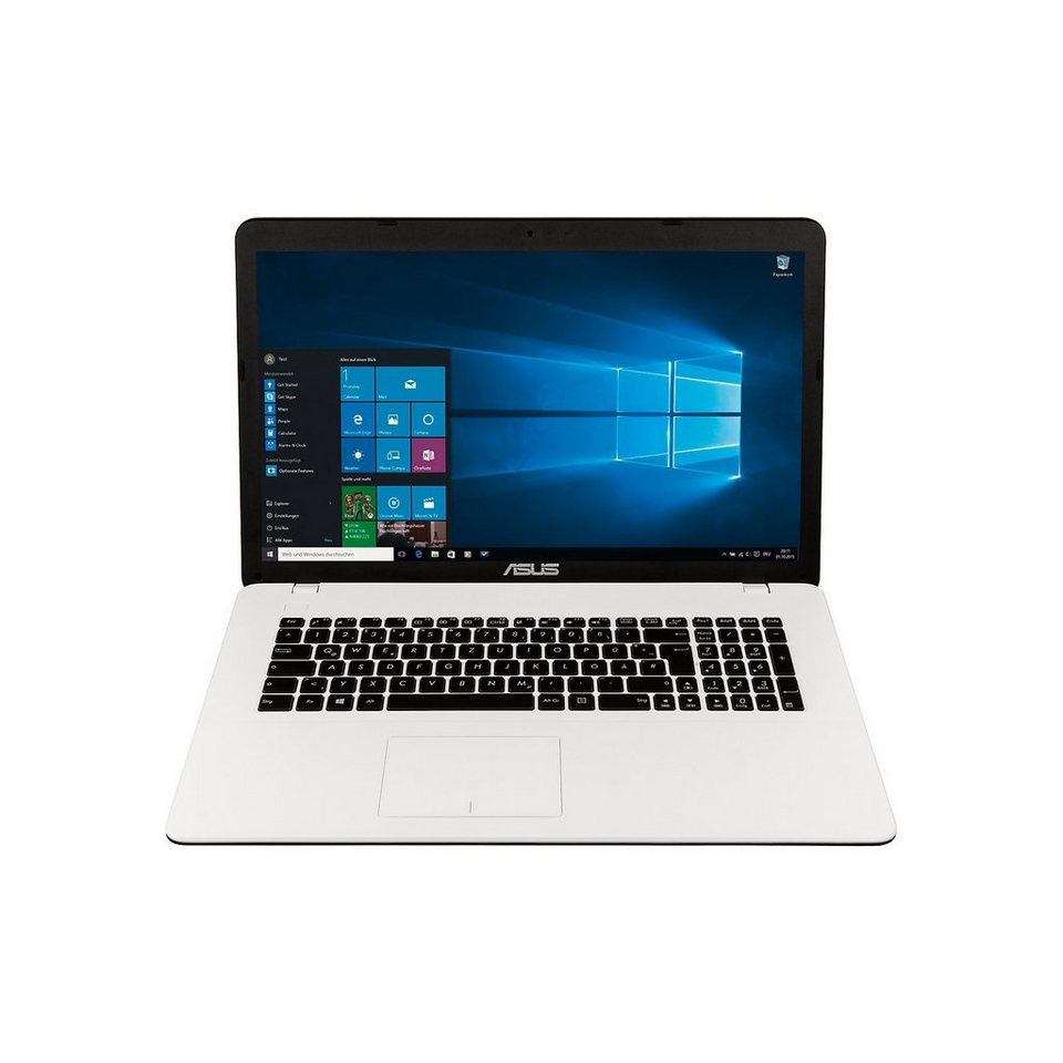 asus notebook vivobook 43 9 cm 17 3 zoll 4gb 1tb win 10. Black Bedroom Furniture Sets. Home Design Ideas