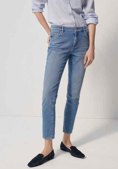 someday Ankle-Jeans »Cianu« sitzt wie eine zweite Haut, dank Elastomultiester