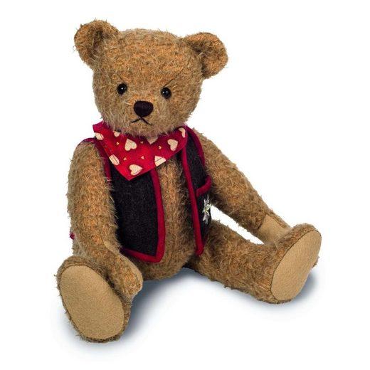 Teddy Hermann® Plüschfigur »Teddybär André Brummstimme«