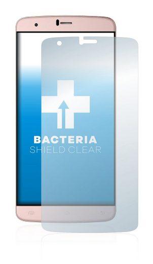 upscreen Schutzfolie »für iNew U9«, Folie Schutzfolie klar antibakteriell