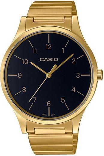 Casio Collection Quarzuhr »LTP-E140GG-1BEF«