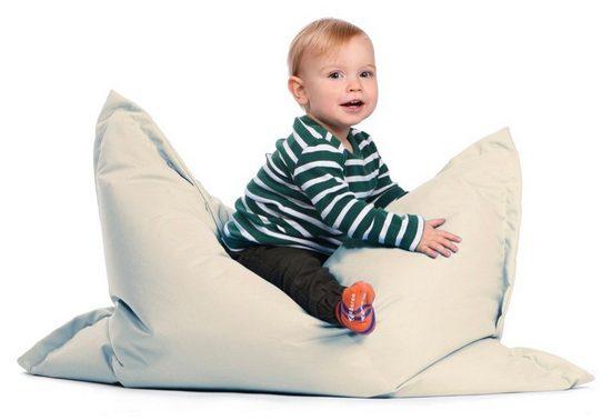 sunnypillow Sitzsack »Outdoor & Indoor«, S Beanbag 100 x 70 cm mit 60L Styropor Füllung Outdoor & Indoor, Sessel, Sitzkissen für Kinder