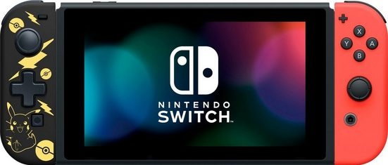 Hori »Linker D-Pad Controller - Pikachu Black & Gold Edition« Controller