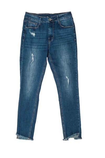 Heimatliebe 5-Pocket-Jeans (1-tlg)