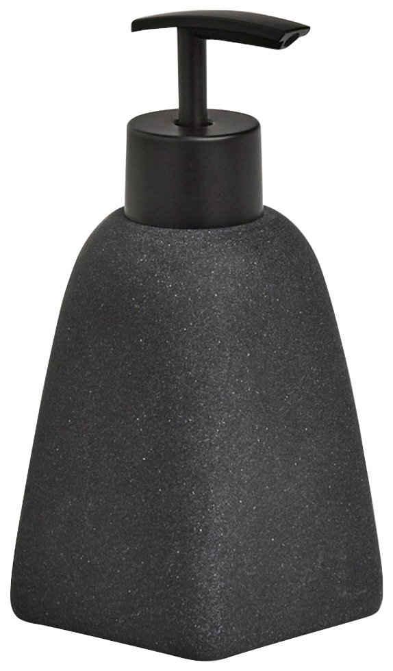 Zeller Present Seifenspender »Dark Stone«, 220 ml