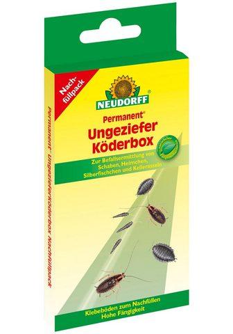 Neudorff Klebefalle »Permanent Ungeziefer Köder...