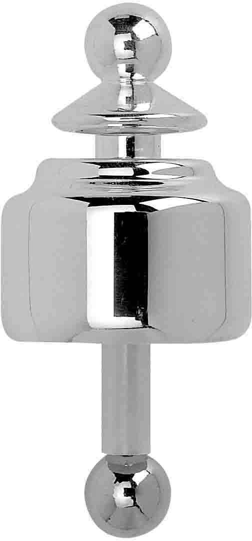 PINTINOX Flaschenausgießer, 1-St., und Champagnerverschluss, Edelstahl 18/10, spülmaschinengeeignet