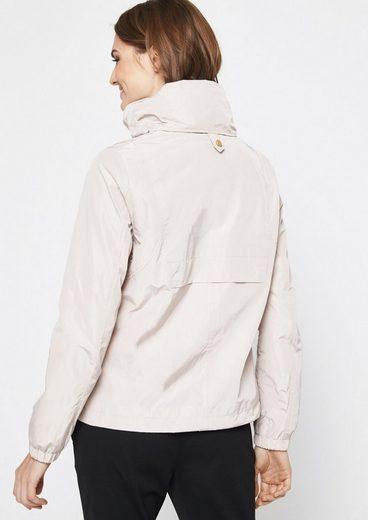 Comma Lightweight Jacket With Hood