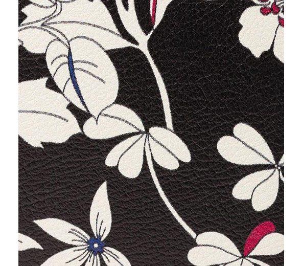 ESPRIT Henkeltasche ARACELI, mit floralem Alloverprint und abnehmbaren Schulterriemen