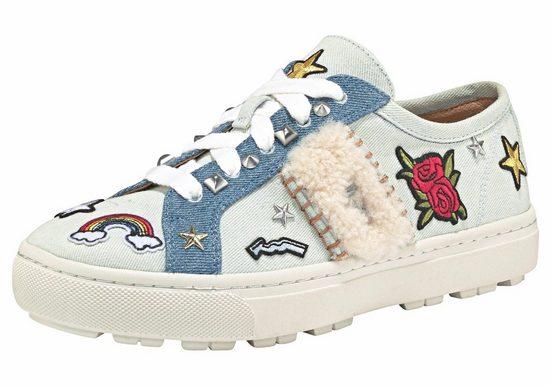 UGG Patch it Sneaker, mit tollen Nieten und coolen Patches