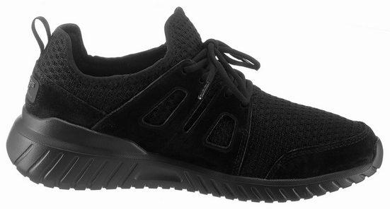 Skechers Rough Cut Sneaker, Im Materialmix