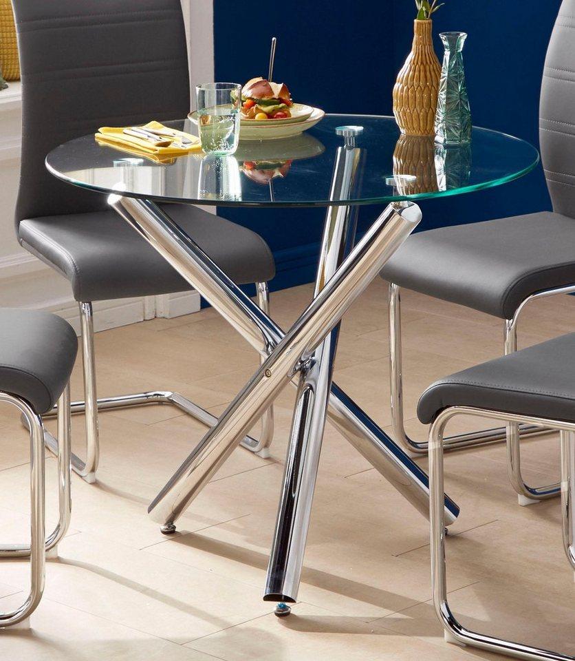 esstisch breite 90 cm pflegeleichte oberfl che online. Black Bedroom Furniture Sets. Home Design Ideas