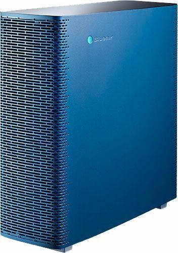 Blueair Luftreiniger sense+ blue, W-LAN fähig, für Räume bis 18 qm
