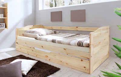 Bett mit Stauraum online kaufen » Top Bewertungen | OTTO