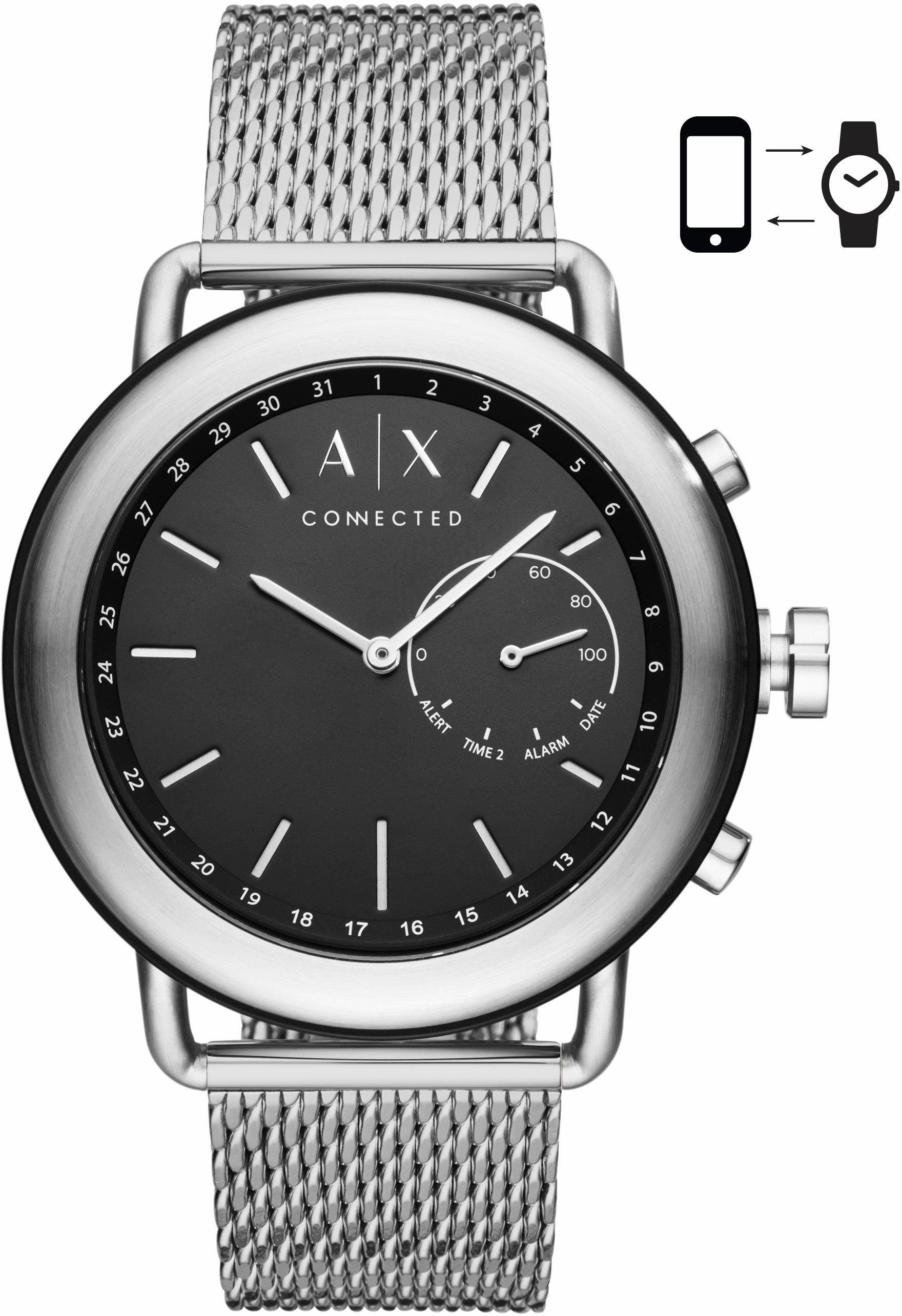 Armani Exchange Connected AXT1020 Smartwatch (Android Wear)