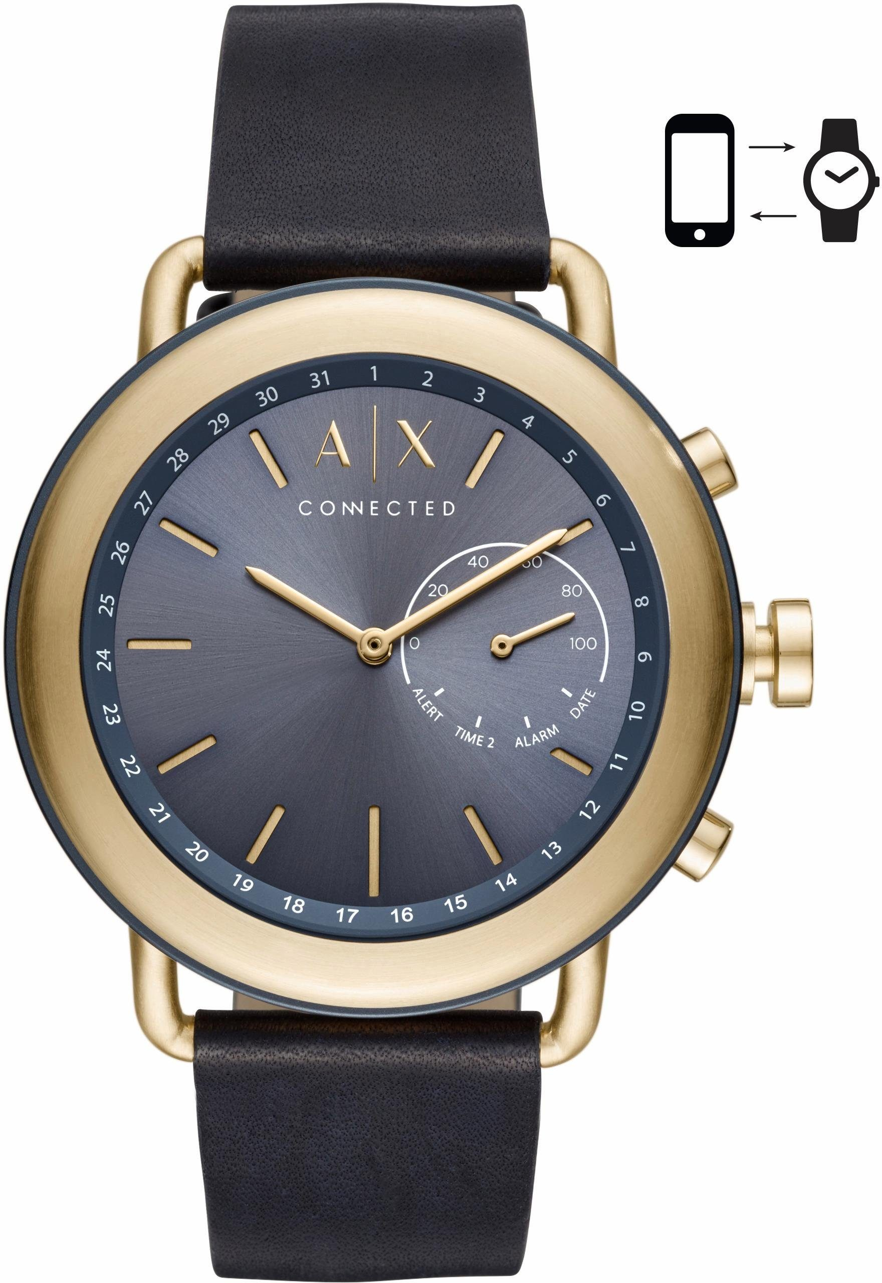 Armani Exchange Connected AXT1023 Smartwatch (Android Wear)
