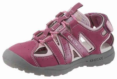 Geox Kids »Jr Vaniett Girl« Sandale, mit Fersenklettverschluss