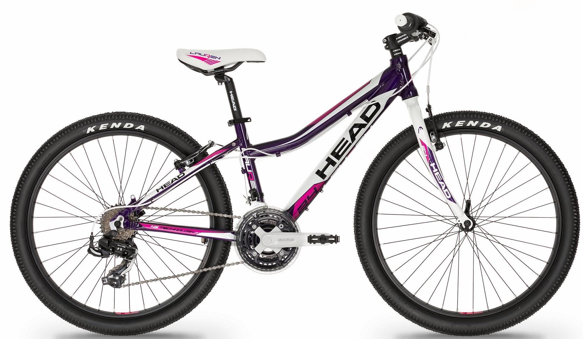 Head Mountainbike »Lauren I«, 21 Gang Shimano Shimano TY500 Schaltwerk, Kettenschaltung