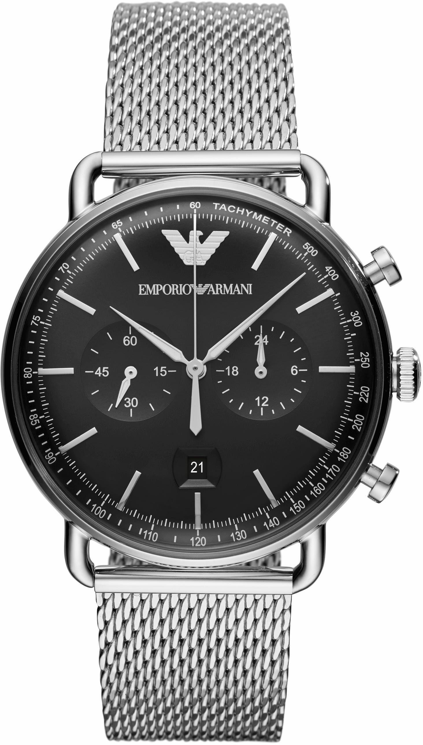 Emporio Armani Chronograph »AR11104«