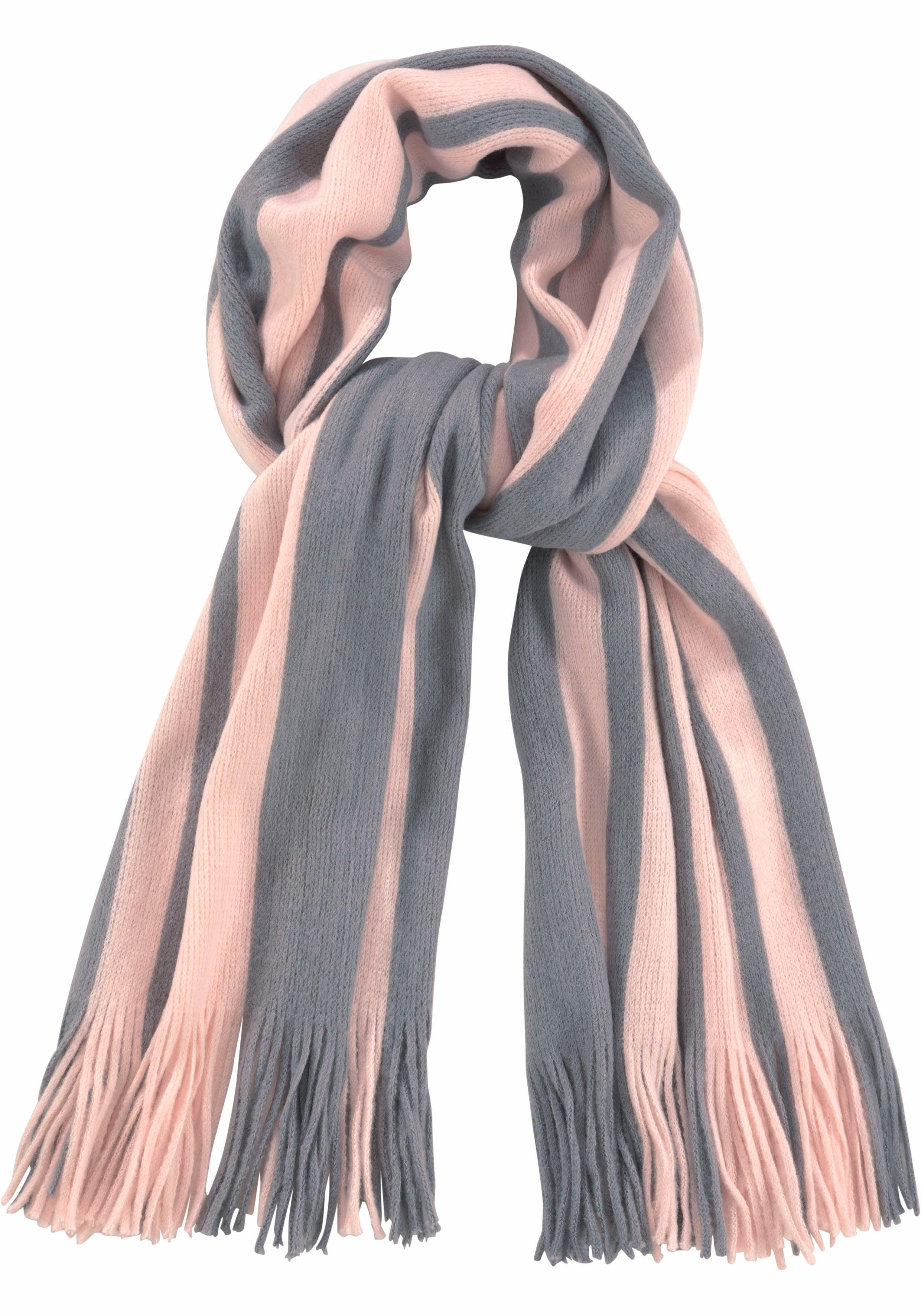 Esprit Modeschal im Streifen-Design