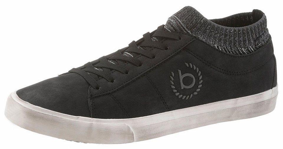 7a00a2f0452d18 bugatti Sneaker mit Strickbündchen online kaufen   OTTO