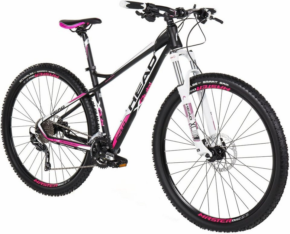 head mountainbike x rubi lady 30 gang shimano shimano. Black Bedroom Furniture Sets. Home Design Ideas