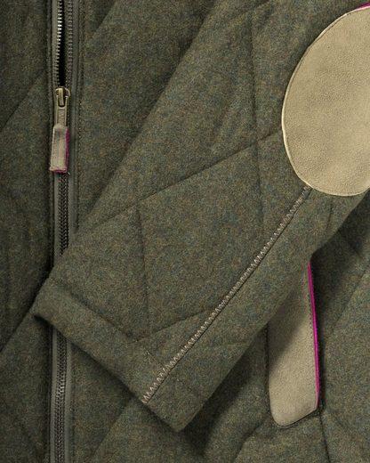 Steiner Loden Quilted Coat Gudrun 1888