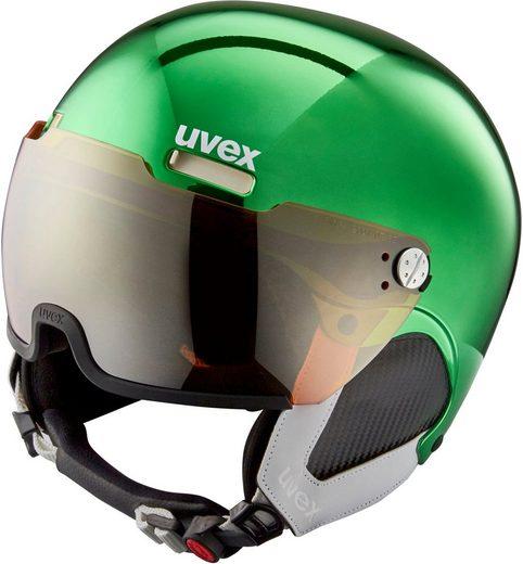 Uvex Ski - / Snowboardhelm »500 Vis LTD Helmet«