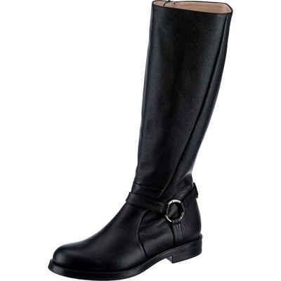 HUGO »Model Lexi Fl.bootie-gr Klassische Stiefel« Stiefel