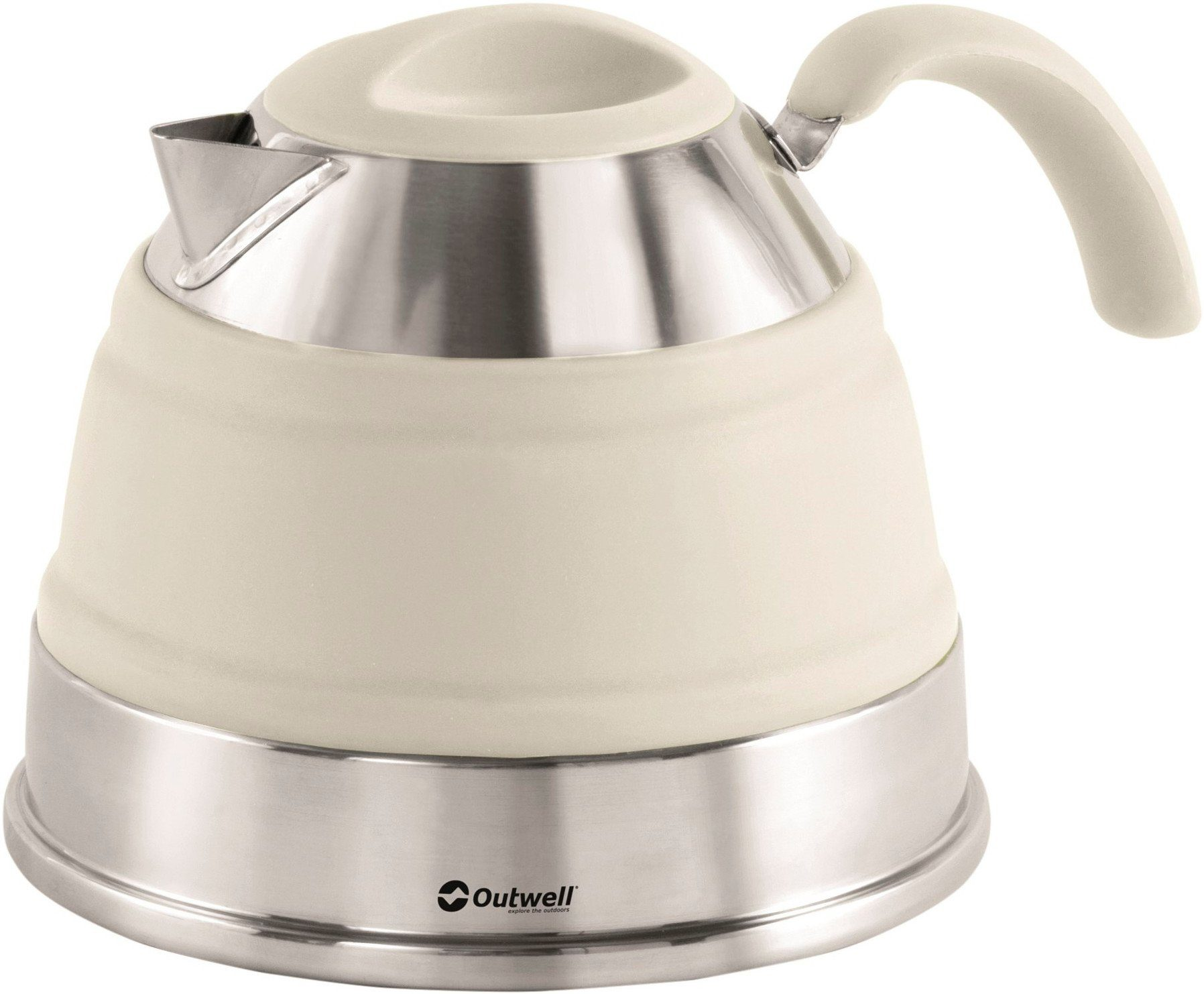Outwell Camping-Geschirr »Collaps Kettle 1,5l«