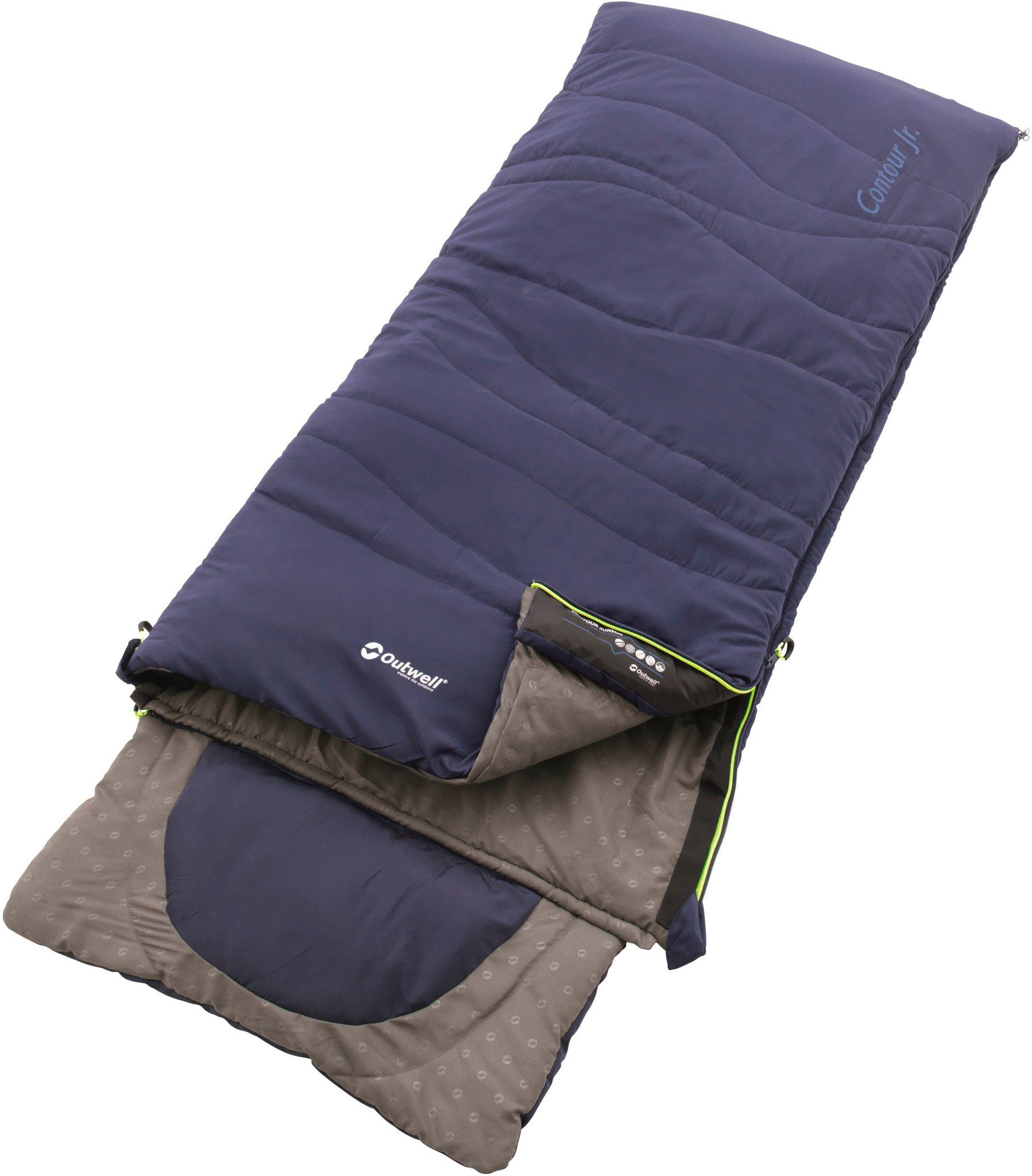 Outwell Wanderrucksack »Contour Sleeping Bag Junior«