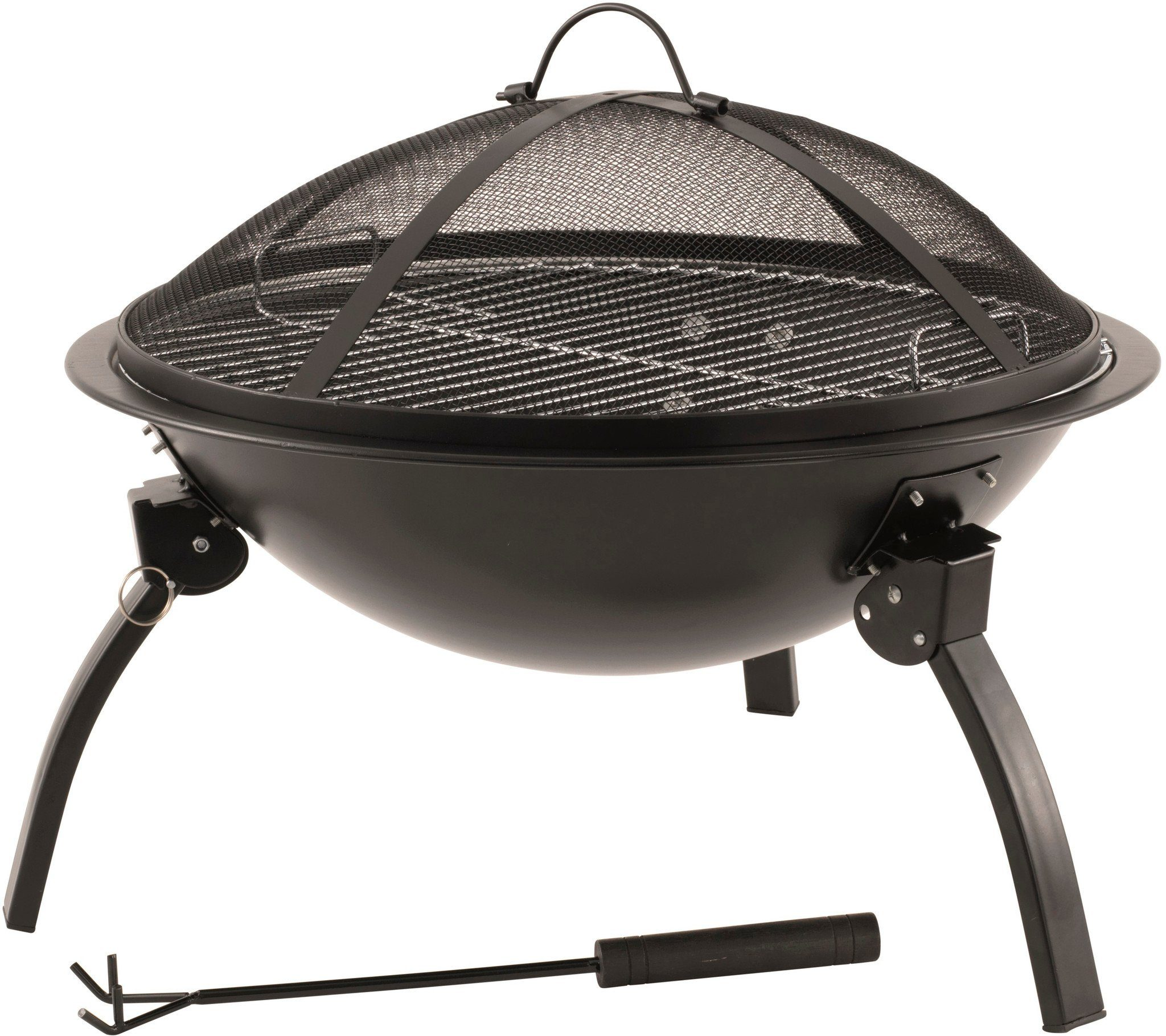 Outwell Camping-Grill »Cazal Fire Pit L«