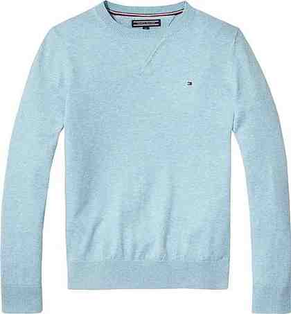 Tommy Hilfiger Pullover »AME TOMMY CN SWEATER«