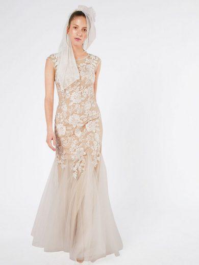 mascara Abendkleid Ivory, Spitze