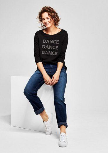 TRIANGLE Curvy Straight: Klassische Jeans
