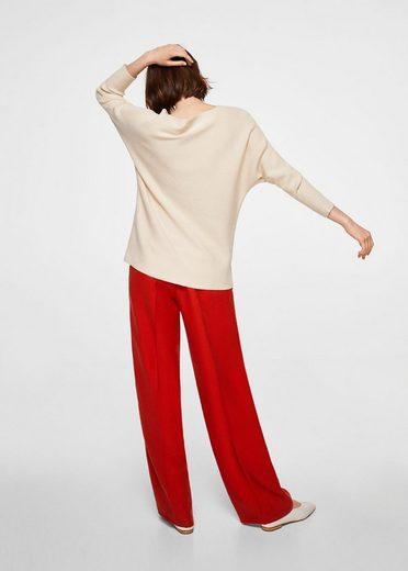 MANGO Oversize-Pullover aus Feinstrick