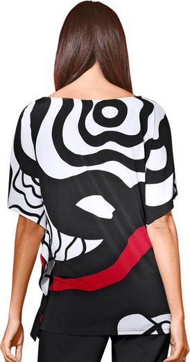 Création L Shirt im lässigen Oversized-Look