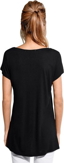 Création L Shirt aus weicher Viskose