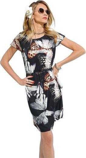 Création L Kleid mit leicht ausgestelltem Rock